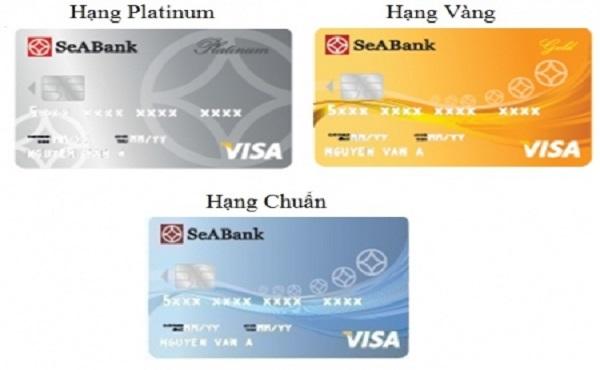 Điều kiện mở tài khoản Visa SeABank khá đơn giản