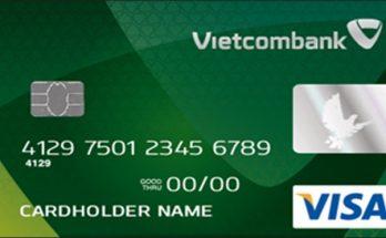 Thẻ Visa Prepaid Vietcombank