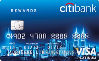 Ưu đãi lớn khi mở thẻ tín dụng Visa Citibank