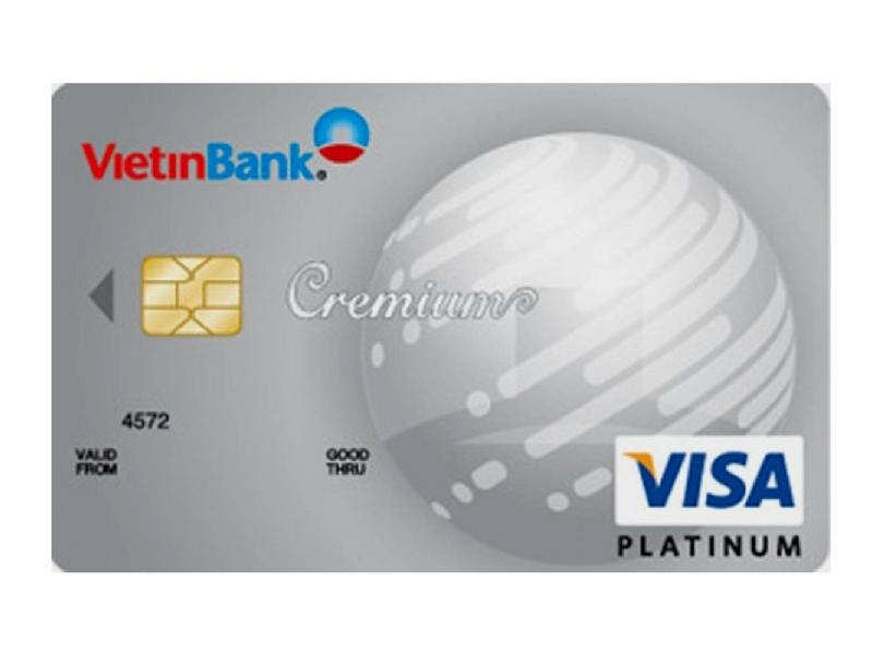 làm thẻ visa vietinbank mất bao nhiều tiền