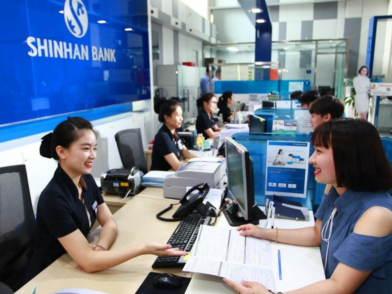 Visa debit shinhanbank
