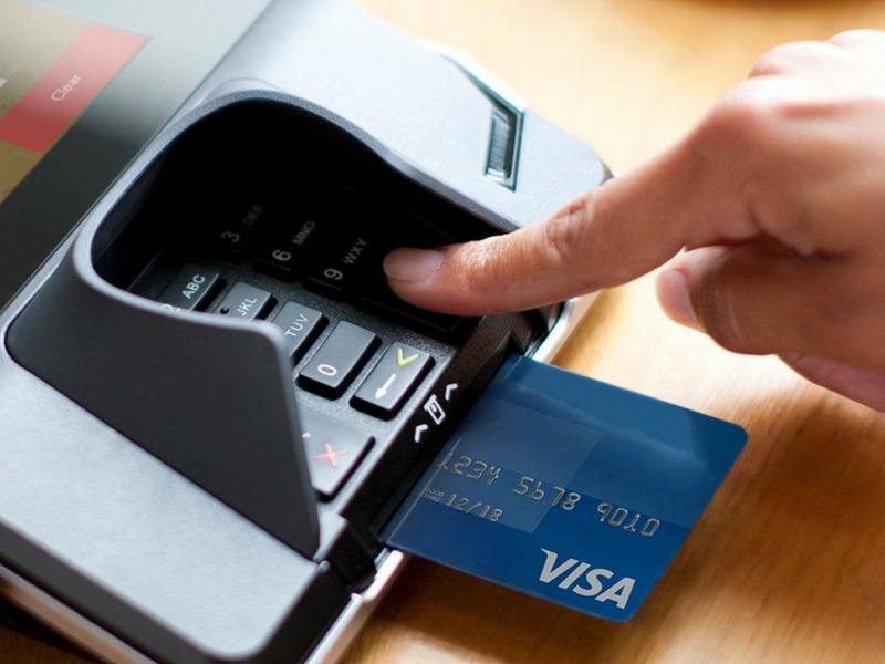 Dễ dàng thực hiện các giao dịch quốc tế với thẻ Visa