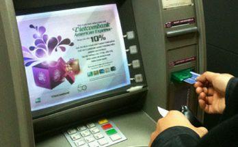 làm thẻ Visa Vietcombank trả trước