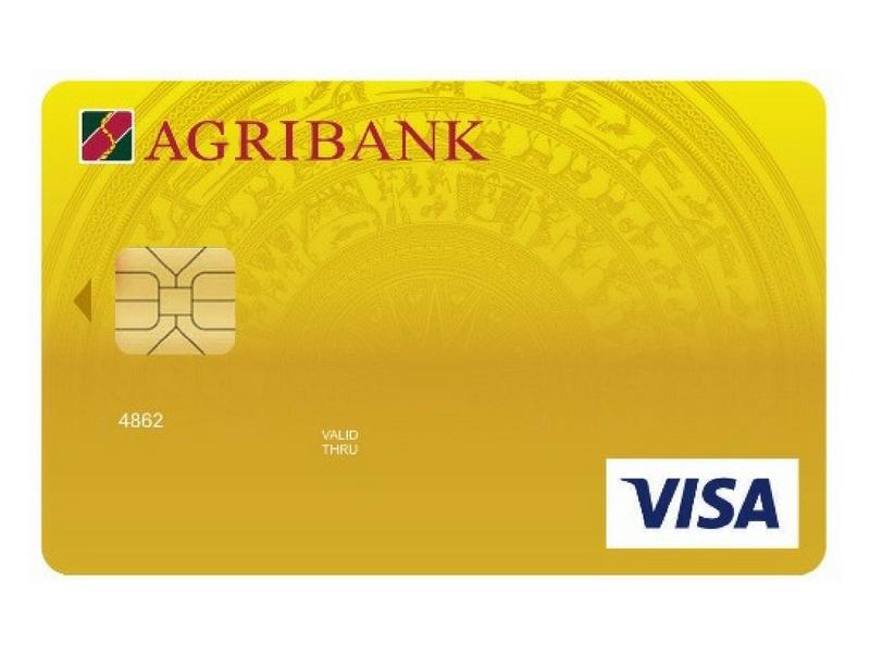 thẻ Visa Agribank không giao dịch được