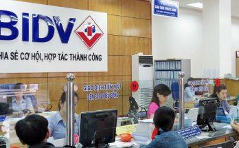 thẻ Visa BIDV có rút tiền được không?