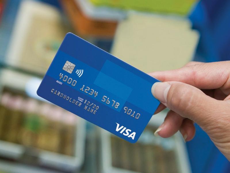 thẻ Visa có chuyển khoản được không