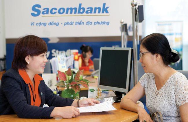 thẻ Visa Sacombank rút tối đa bao nhiêu tiền?