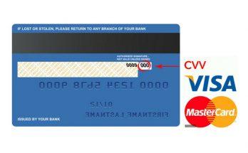 Mã số CVC là gì? Số CVC thẻ Mastercard khác gì số CVC thẻ Visa?