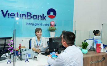 thủ tục làm thẻ visa debit vietinbank