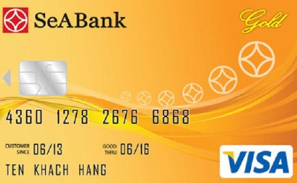 Thẻ Visa SeABank